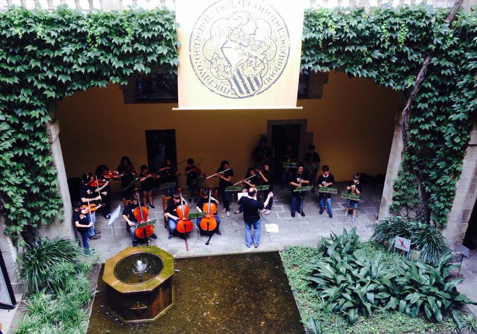 El CEM participarà al festival Simfònic amb un concert a l'Arxiu Històric de la Corona d'Aragó a Barcelona