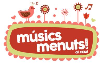 Nou taller de Músics Menuts a partir del 6 d'octubre