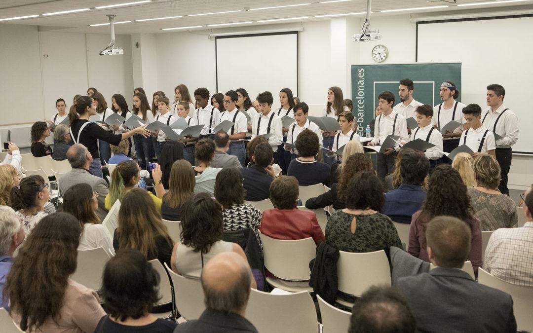 Concert del Cor Jove a la UNED