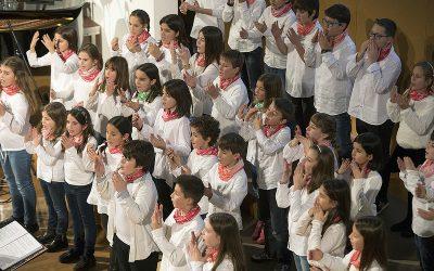 Gran èxit del Concert de Nadal de l'escola