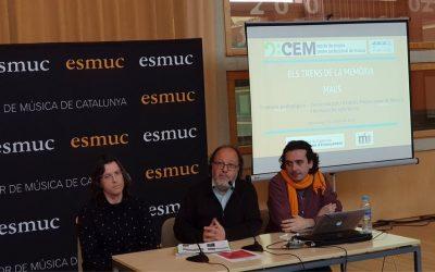 Jornades de Centres de Referència a l'ESMUC