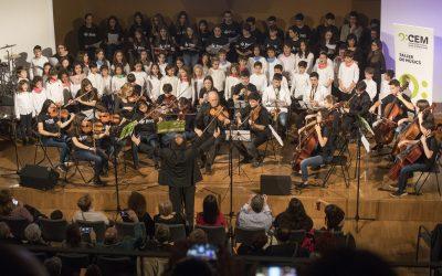 Acabem el primer trimestre amb un gran Concert de Nadal a l'Església Unida