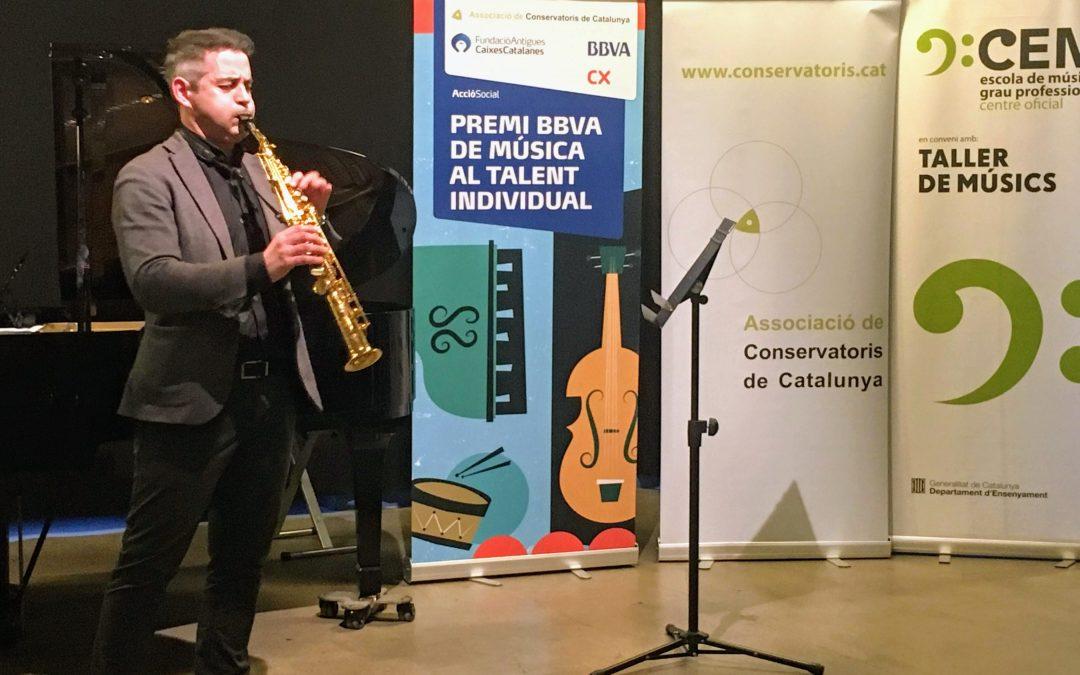 Masterclass de Música Catalana amb David Salleras