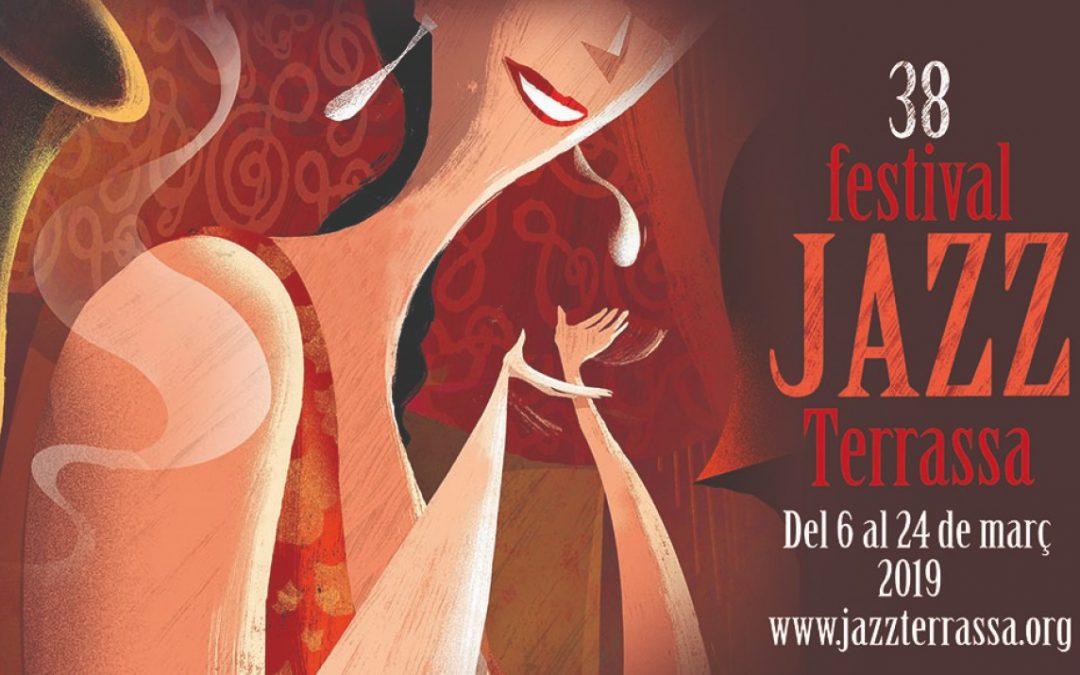 El CEM acollirà una masterclass i un concert del Festival de Jazz de Terrassa
