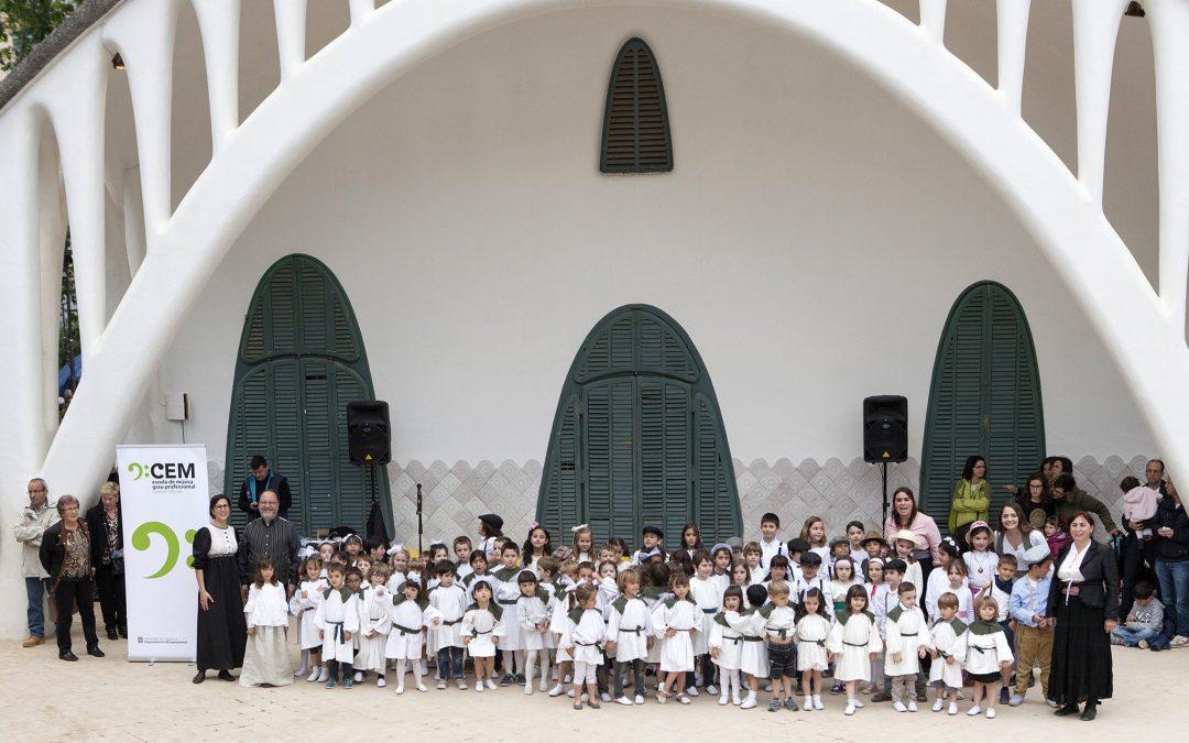 El CEM participarà  a la Fira Modernista amb concerts i la recreació d'una classe de música del 1900