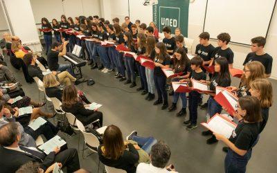 El Cor Jove del CEM a la UNED